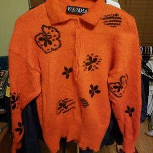 Vintage Escada Mohair Sweater
